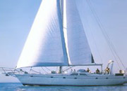 Atlantic 61 - sailing in Greece