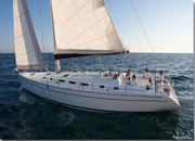 Beneteau Cyclades 50 - sailing in Greece