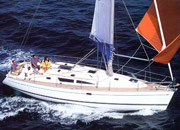 Jeanneau Sun Odyssey 40 - charter in Greece